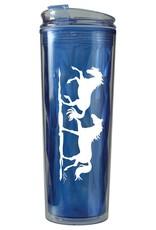 AWST Water Bottle - Double Walled Plastic, BPA-Free -  20oz.