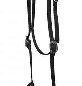 Showman Showman Economy Horse Size Bridle, Black