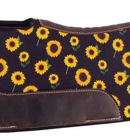 Showman Showman Sunflower Felt Pony Pad