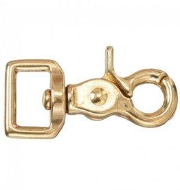 "Weaver Brass Scissor Snaps - 5/8"""