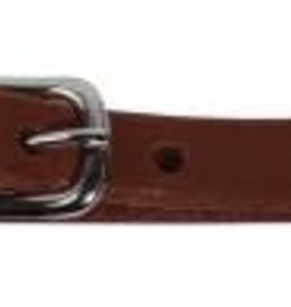 """Leather Show Curb - 5/8"""" Width"""