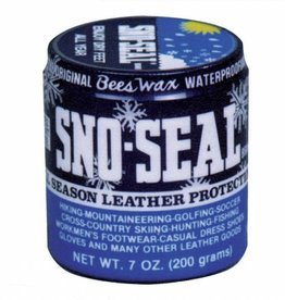 Sno-Seal Wax, Protects, No Odor - 7 oz