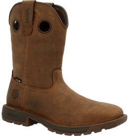Rocky Men's Rocky Legacy 32 Waterproof Steel Toe Western Workboot