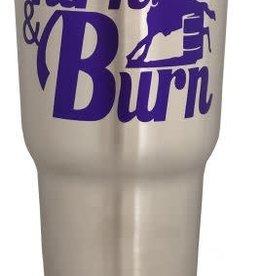 Tumbler - Turn and Burn