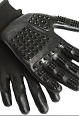 Hands on Grooming & Bathing Glove - BLACK