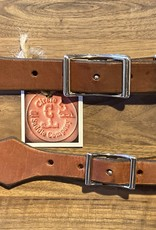 Circle L Circle L Wither Strap w/Scissor Snaps U.S.A. Made