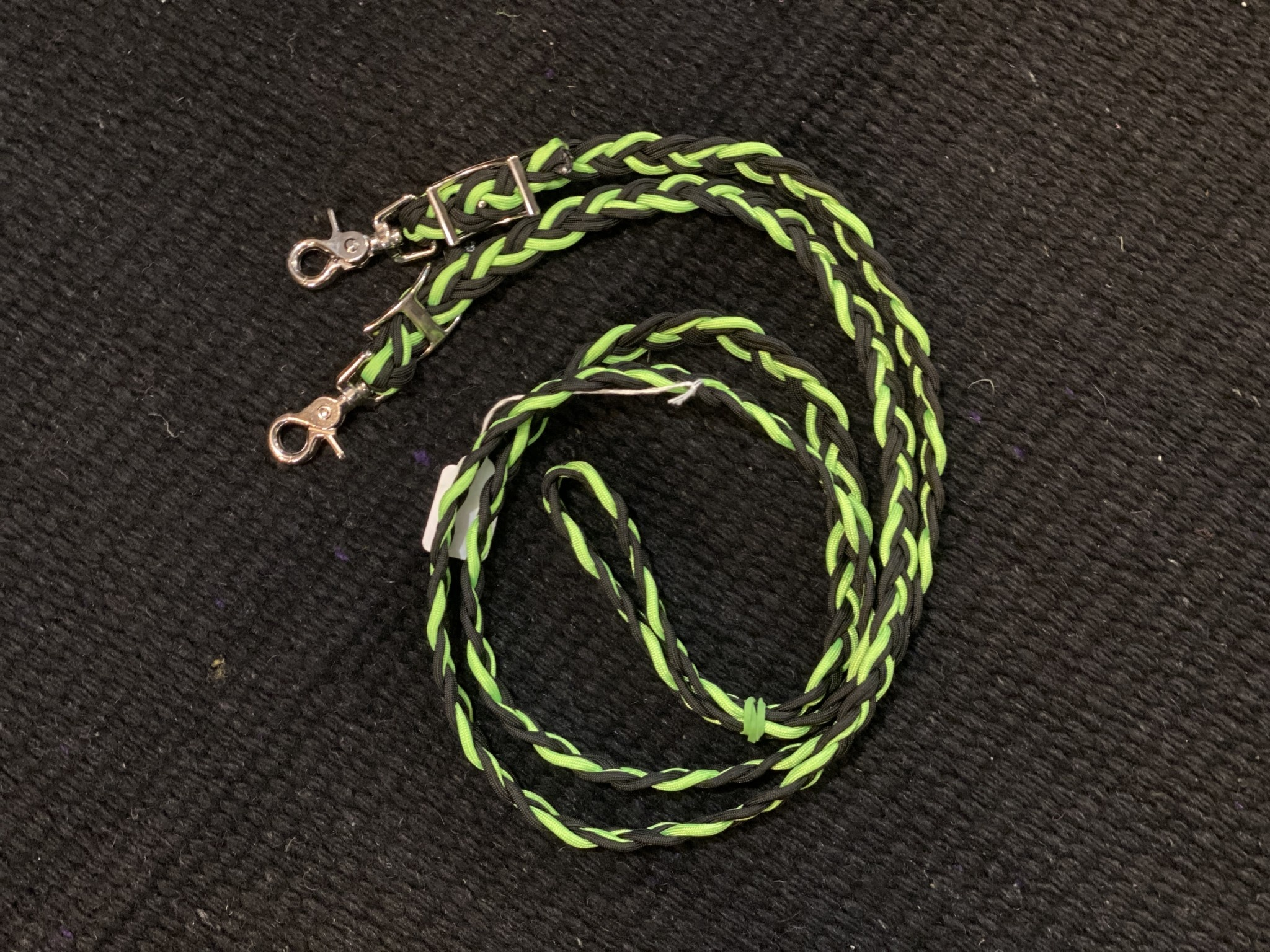 Braided Paracord Game Rein - Assorted Colors