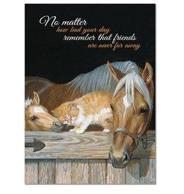 "GT Reid Card - ""Friendship"" Tree Free Greeting"