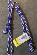 Rope Hobbles Blue/White