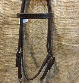 Circle L Single-Ply Browband Trainer Headstall