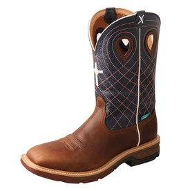 """Twisted X Men's Twisted X 12"""" Cell Stretch Alloy Safty Toe Workboot"""