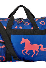 """AWST Duffle Bag - """"Lila"""" Horseshoes"""