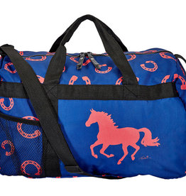 "AWST Duffle Bag - ""Lila"" Horseshoes"