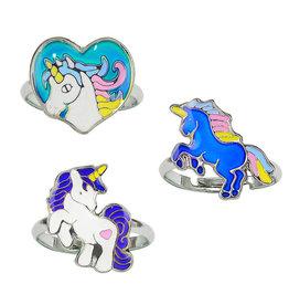 AWST Ring - Unicorn Mood Ring, Assorted Designs