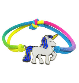 AWST Bracelet - Trotting Unicorn, Color Changing