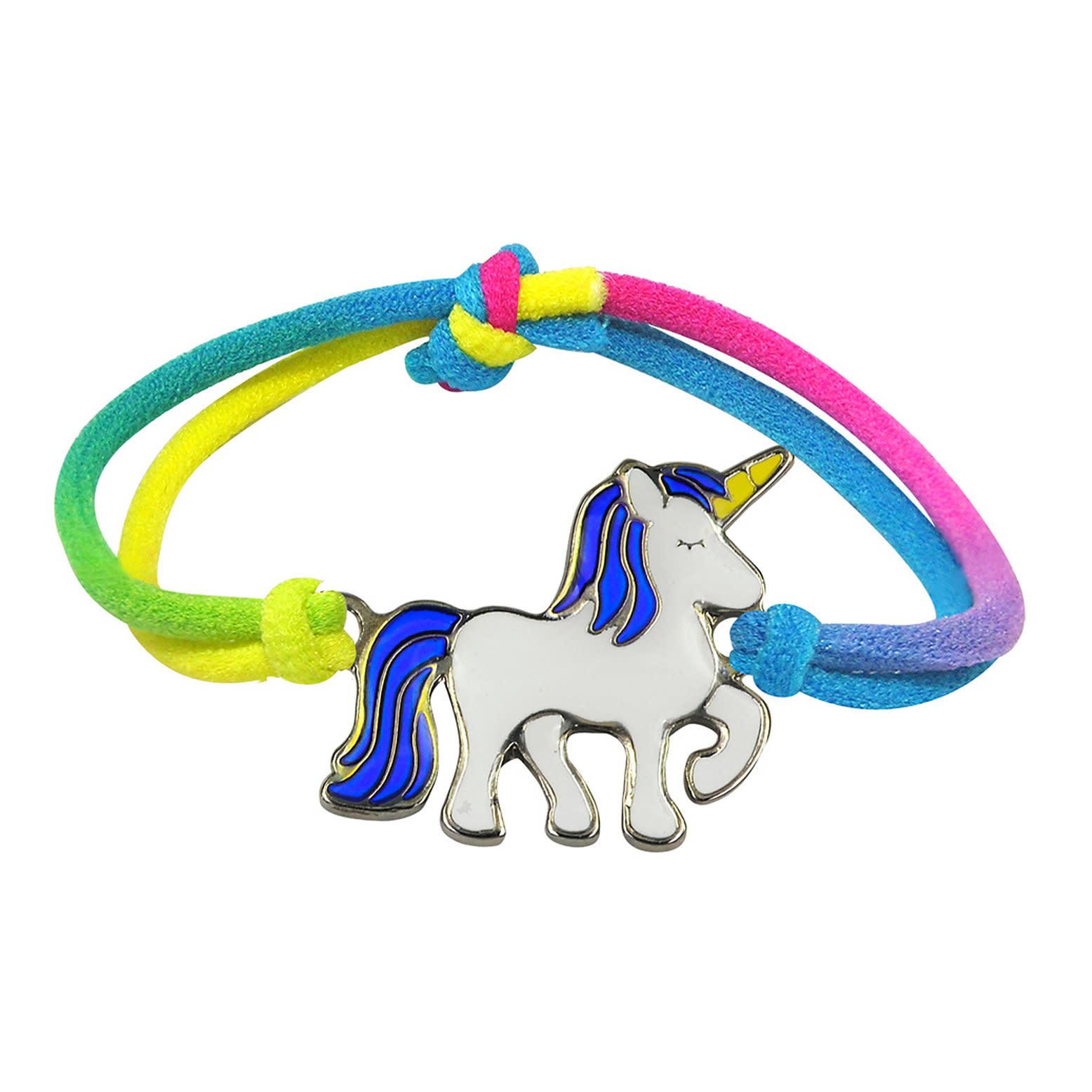 AWST Bracelet - Trotting Unicorn, Color Changing