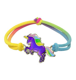 AWST Bracelet - Rearing Unicorn, Color Changing