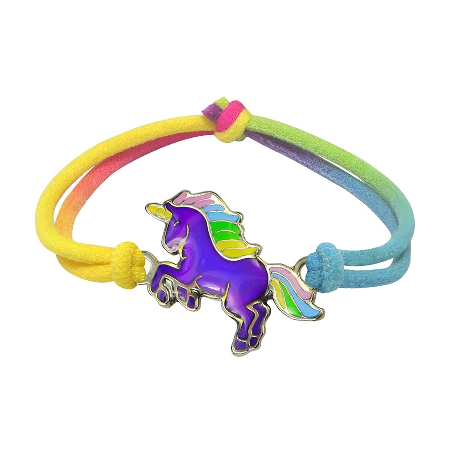 AWST Bracelet - Rearing Unicorn, Color Changing