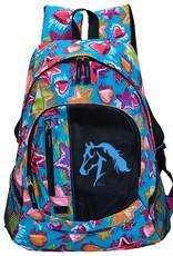 AWST Backpack - Blue Star Horse