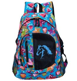 AWST Backpack - Blue Star Horse