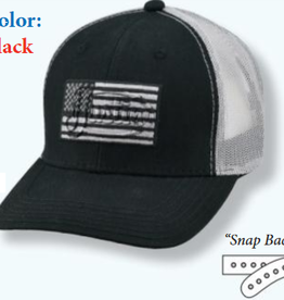 Ball Cap - Justin Flag - OSFM
