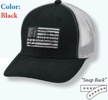 Ball Cap - Justin Flag - OSFM