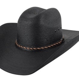 Milano Larry Mahan 30X Lawton Palm Straw Hat