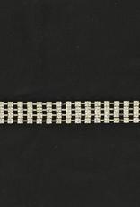 Hat Band - 1/2 Rhinestone, Four Rows