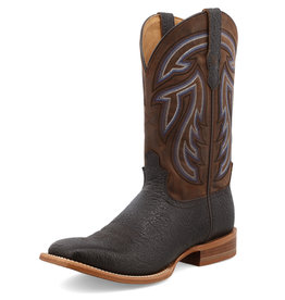 Twisted X Men's Twisted X Rancher Boots - Black & Coffee