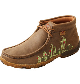 Twisted X Women's Twisted X Chukka Driving Moc - Cactus
