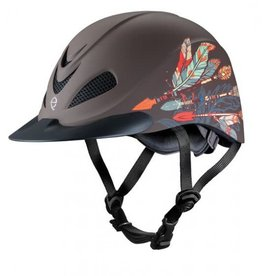 Troxel Troxel Rebel Arrow Western Helmet