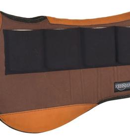 Reinsman Multi-Fit 4 Ranch Pro Trail Contour Wool Pad