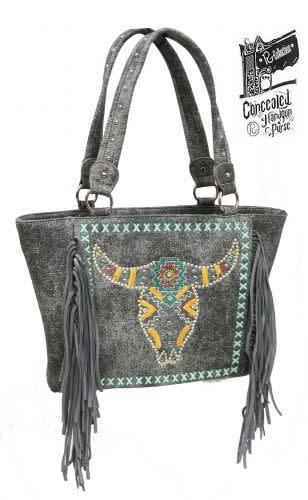 Handbag - Southwest Steer Skull