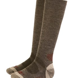 Outback Outback River Hills Sock, Heather Brown OS