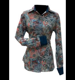 Royal Highness Women's Microfiber Show Shirt