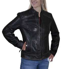 Scully Leather Women's Scully Classic Lamb Leather Jacket