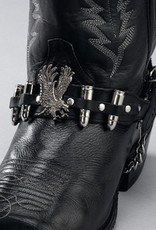 Boot Chain - Eagle and Bullet Shells