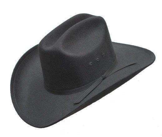 WEX Youth Sized WEX Faux Felt Cattleman Hat