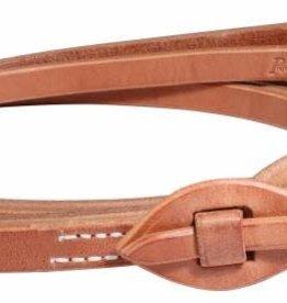 Schutz Quick Change Harness Leather Split Reins - 8'