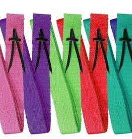 Showman Showman Nylon Tie Strap Assorted Colors