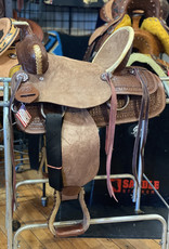 """13"""" Wild Star Youth Ranch Saddle"""