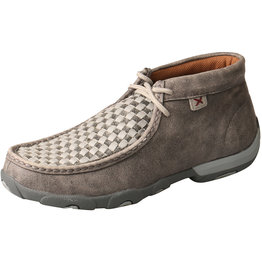 Twisted X Women's Twisted X Chukka Driving Moc - Woven Grey