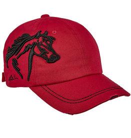 AWST Ball Cap - 3D Horse Head