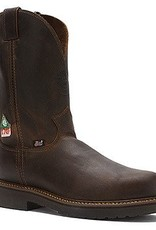 5e245cdf9a9 Justin Work Boots Men's Justin Work Rugged Gaucho Steel Toe, J-Max Sole  System, U.S.A. Made