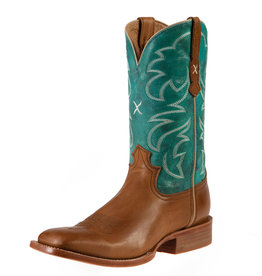 Twisted X Women's Twisted X Rancher Boots - Woodsmoke & Peacock