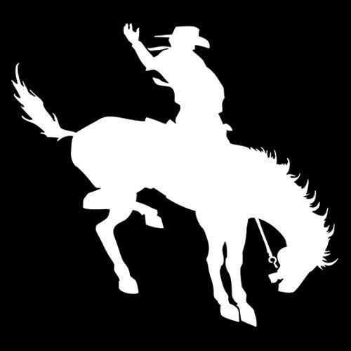 Decal - Mini Cowboy