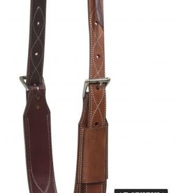 Showman Argentina Cow Leather Flank Cinch