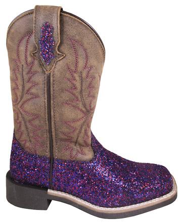 Smoky Mt Children's Ariel Western Boots