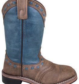Smoky Mt Youth Galveston Western Boots