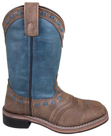 Smoky Mt Children's Galveston Western Boots 2.5